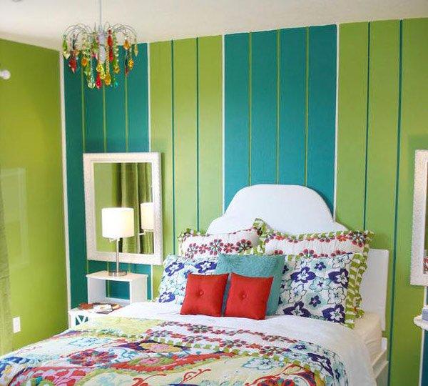 Color Fiesta Bedroom