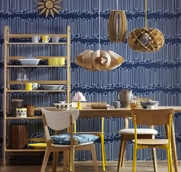 Retro Dining Room Ideas Part - 50: Retro Dining Room