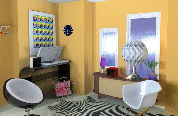 funky decors