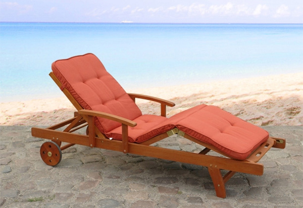 terracotta lounger