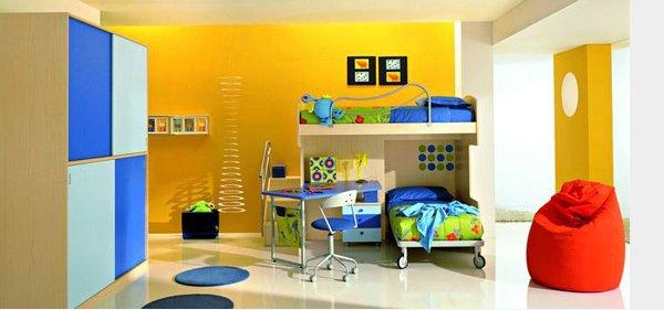 Boys Bedroom