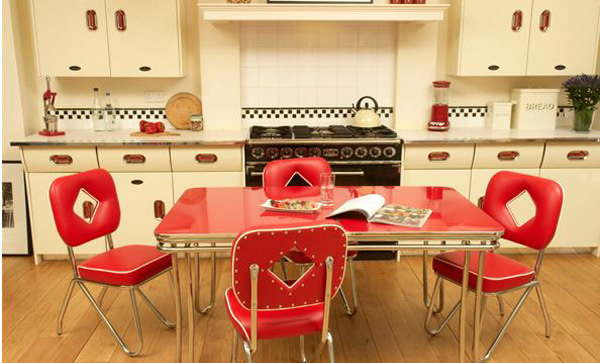 Retro Dining Furniture
