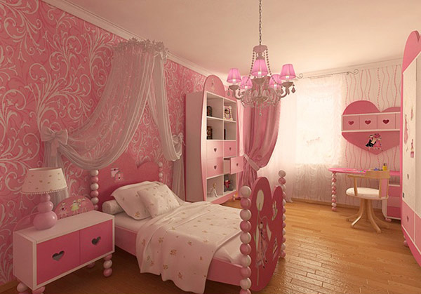Preteen Girls Bedroom