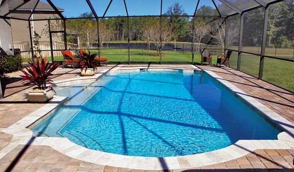 16 Grecian And Roman Pool Designs