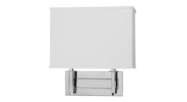 Taylor Collection 2-Light Energy Efficient Wall Sconce