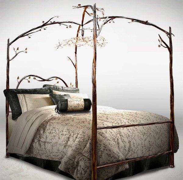 15 Simple Four Poster Canopy Beds Home Design Lover