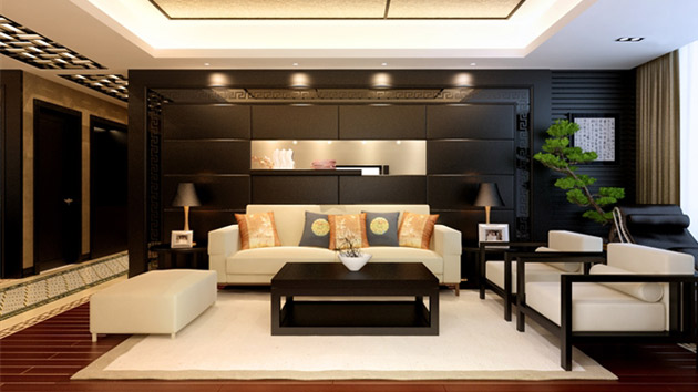 15 Living Room Interiors for Chinese New Year | Home Design Lover