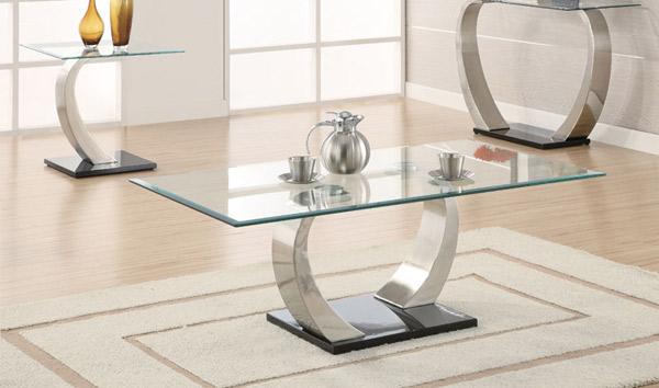 15 Stylish Rectangular Glass Top Coffee Tables | Home ...