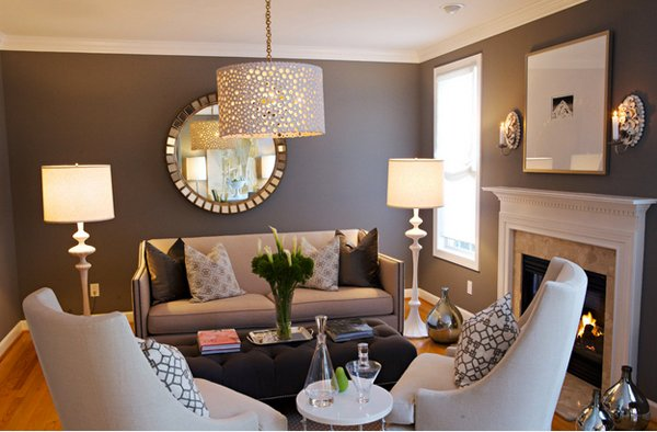 Living Room Decors. Heather Garrett Interior Design