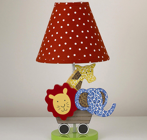 Girls Bedroom Table Lamps