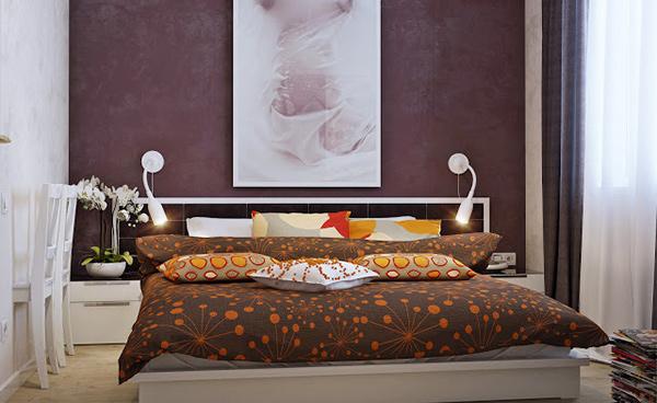 Retro Modern Bedroom