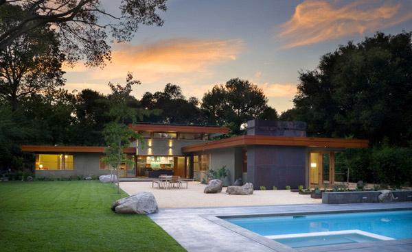 Wheeler Residence home design