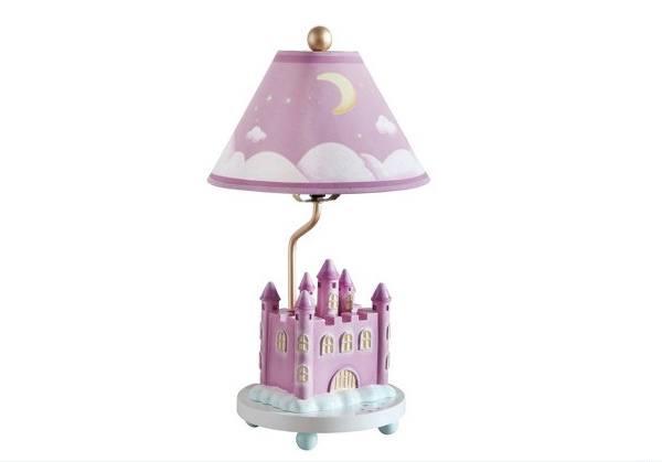 Princess Lamp for Girls