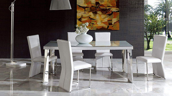 15 Sophisticated Modern Dining Room Sets Home Design Lover