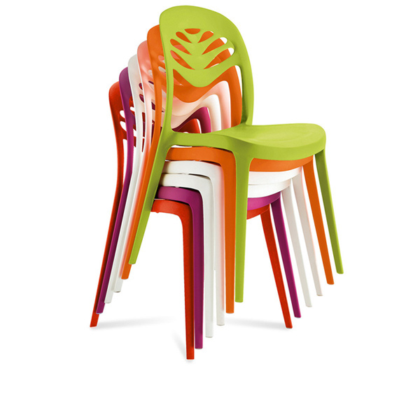 acid green chair