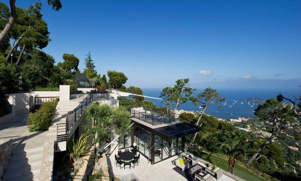 Côte d'Azur home design