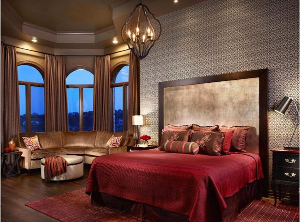 15 romantic bedroom ideas for an intimate ambiance home for Beautiful bedroom designs hd