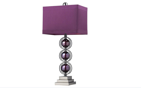 purple bedroom lamps 20 beautiful bedroom table lamp variations home design lover 12966