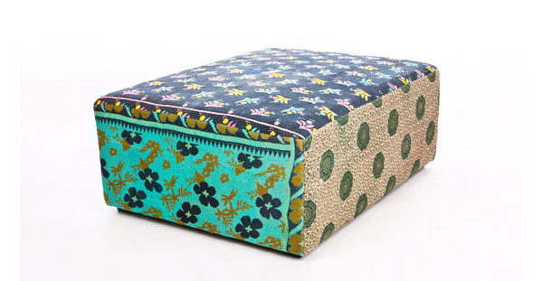 15 Fashionable Ottoman Designs as Accent Furniture Home Design Lover
