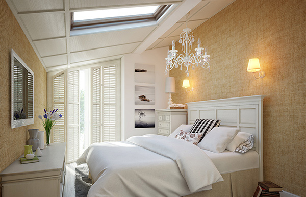 Simply Classic Bedroom
