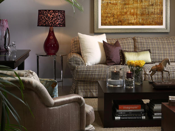 15 Enchanting Color Schemes For Living Rooms Home Design