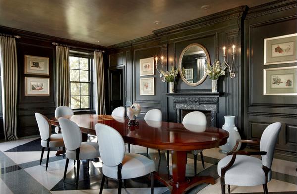 Chicago Dining Room. Email; Save Photo. Eva Quateman
