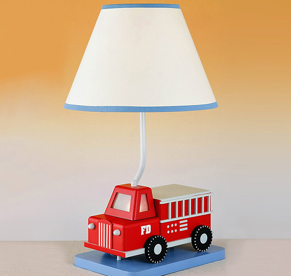 Table Lamp for boys