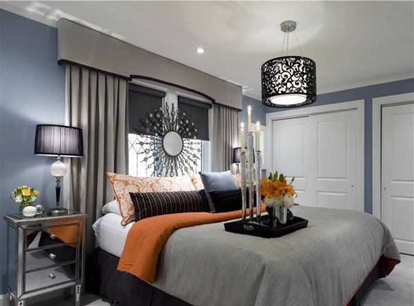 15 romantic bedroom ideas for an intimate ambiance home for Dramatic beds