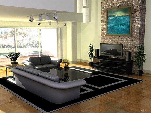 16 Contemporary Living Room Ideas | Home Design Lover