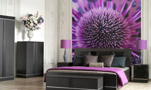 15 Vibrant Purple Bedroom Ideas | Home Design Lover
