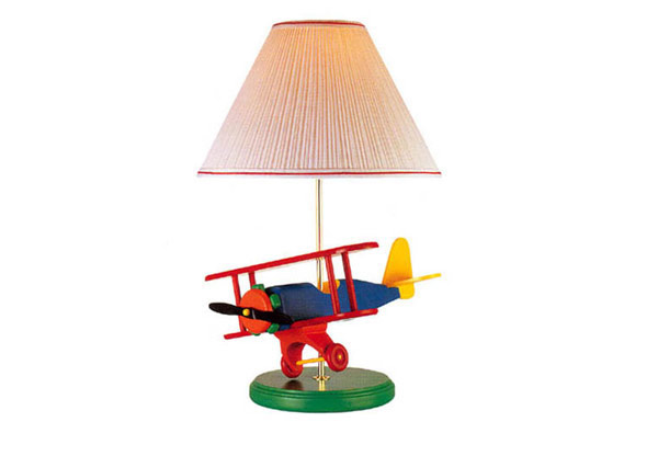 Lite Source Airplane Lamp