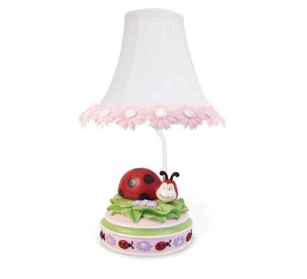 Ladybug Lamp Decor