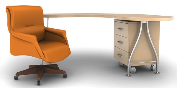 Use wheeled furniture
