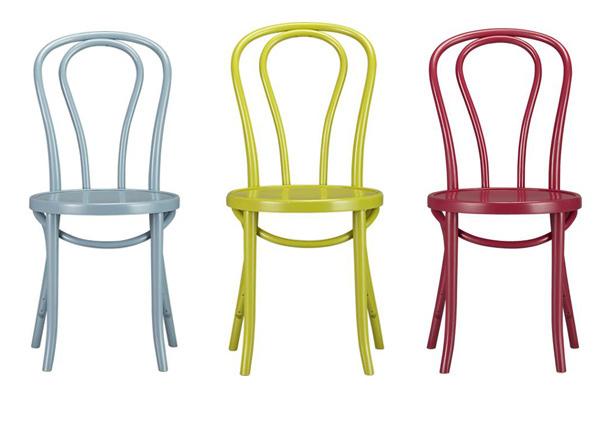Black Plastic Kitchen Chairs