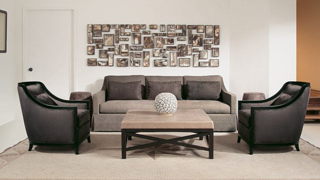 15 living room wall decor for added interior beauty home for Wall hanging ideas for family room