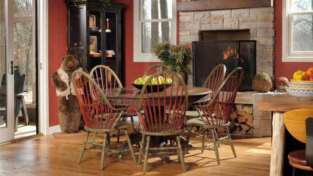 15 Rustic Dining Room Designs