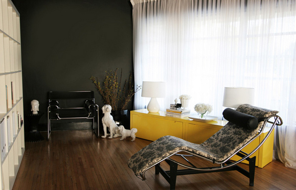 black white yellow living room ideas 15 fab living room designs with yellow accent home 24594