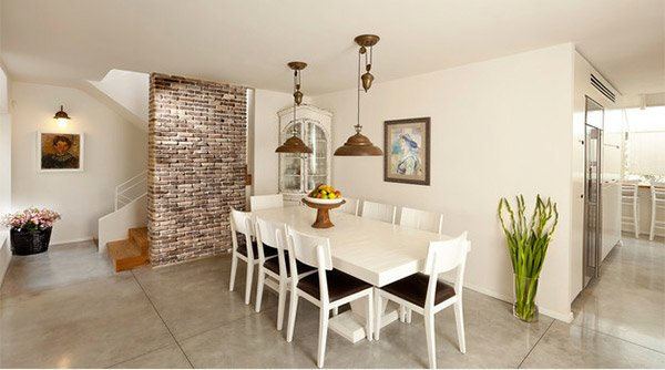 20 Dining Rooms With Brick Walls Home Design Lover