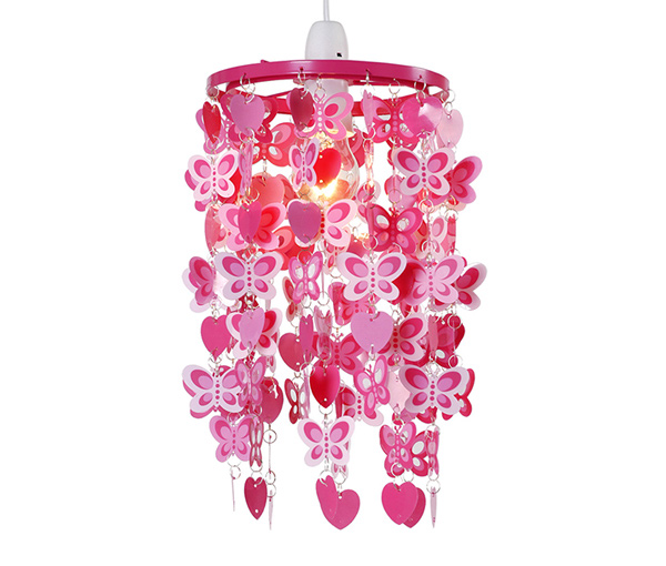 15 Arty Ceiling Light Designs for Girl\'s Bedroom | Home Design Lover