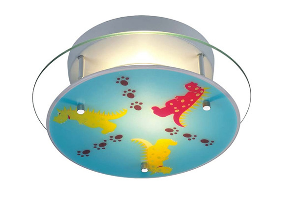 Dino World Ceiling Light
