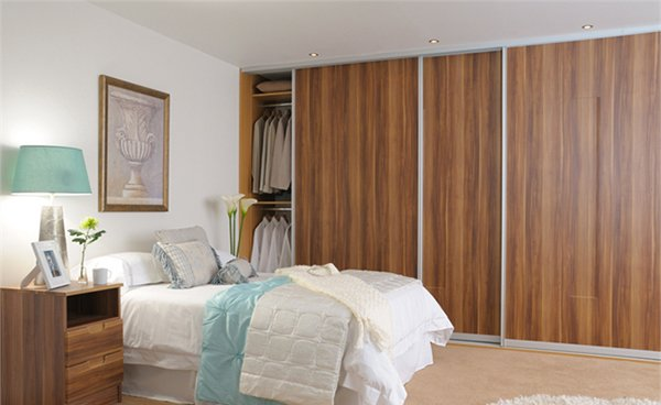 15 bedroom wardrobe cabinets with wooden finishes home - Bedroom cabinets with sliding doors ...