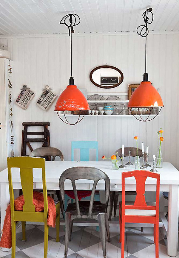 Dining Colors