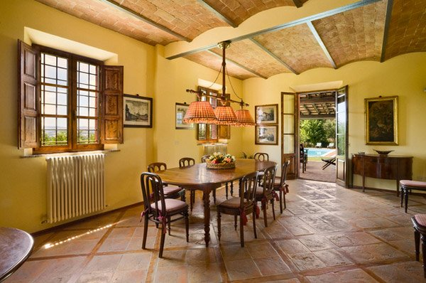 Renovated Tuscan