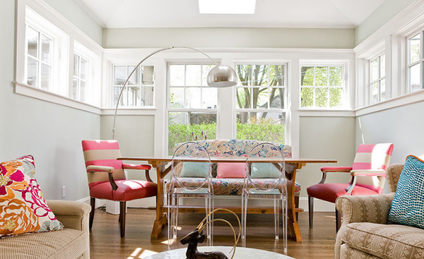Eclectic Dining Room Part 35