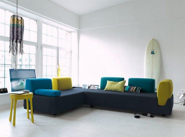 15 Flexible Modern Modular Sofa Systems Home Design Lover