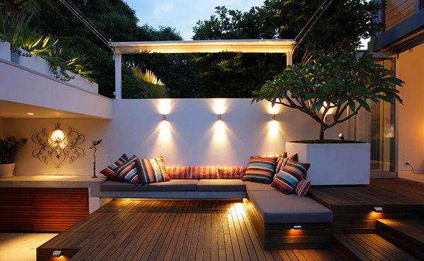 deck lighting design