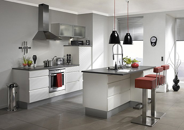 Merveilleux Kitchen Island Designs
