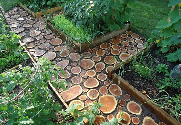Garden Pathways take a step on 15 garden pathway designs | home design lover