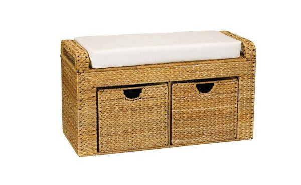 Storage Bench Designs