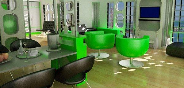 ultra-modern furniture